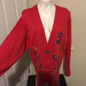 Carole little medium 100 percent cotton jacket